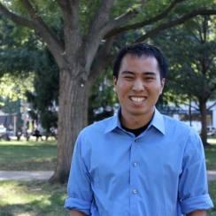 Kendall Kosai, director of Development for OCA – Asian Pacific American Advocates